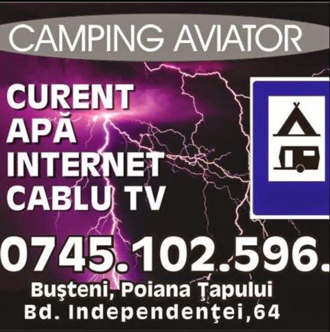 Camping Aviator 2019